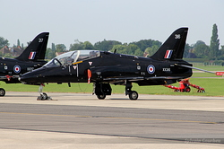 British Aerospace Hawk T1A Royal Navy XX316