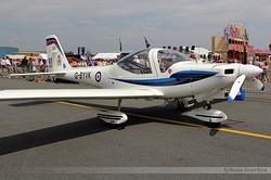 Grob G-115E Tutor T1 Royal Navy G-BYVK / VK