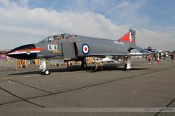 McDonnell Douglas F-4K Phantom FG1 Royal Navy XV586 / AJ