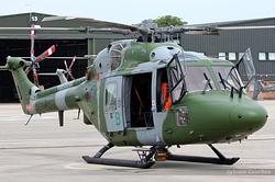 Westland WG-13 Lynx AH7 Royal Army XZ184