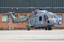 Westland WG-13 Lynx HMA8DAS Royal Navy ZD265 / 675