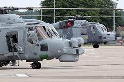 Westland WG-13 Lynx HMA8DAS Royal Navy XZ697 / 674