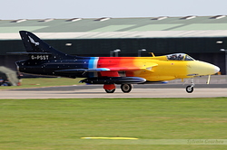 Hawker Hunter F58A G-PSST