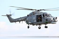 Westland WG-13 Lynx HMA8DAS Royal Navy  XZ736 / 643