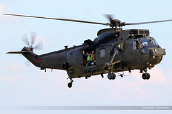 Westland WS-61 Sea King HC4 Royal Navy ZG821 / G