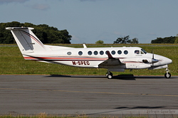Beechcraft King Air 350 M-SPEC