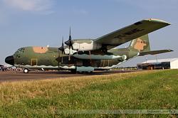 Lockheed C-130H Hercules Algeria Air Force 7T-WHE