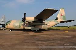 Lockheed Martin C-130J Hercules Oman Air Force 506