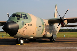 Lockheed Martin C-130J Hercules Oman Air Force 506