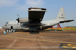 Lockheed C-130H Hercules Netherlands Air Force G-988