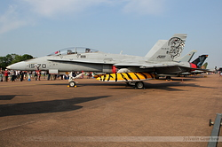 McDonnell Douglas EF-18B(M) Hornet Spain Air Force CE15-01 / 15-70
