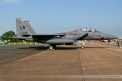 McDonnell Douglas F-15E Strike Eagle US Air Force 91-0335 / LN