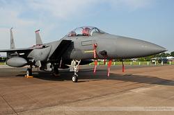 McDonnell Douglas F-15E Strike Eagle US Air Force 91-0335 / LN