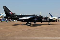 Dassault Alpha Jet A QinetiQ ZJ647