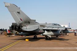 Panavia Tornado GR.4 Royal Air Force 035 / ZA542