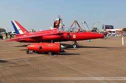 Hawker Siddeley Gnat T1 Royal Air Force G-TIMM / XS111