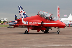 British Aerospace Hawk T1A Royal Air Force XX322