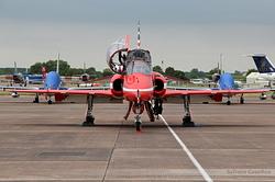 British Aerospace Hawk T1A Royal Air Force XX319