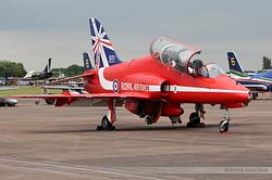 British Aerospace Hawk T1A Royal Air Force XX244