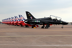 British Aerospace Hawk T1A Royal Air Force XX218