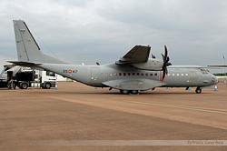 CASA C-295M Spain Air Force T.021-09 / 35-47