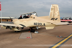 Beechcraft AT-6B Texan II N630LA