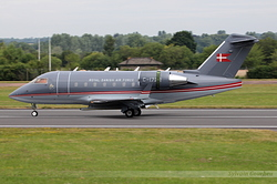 Canadair CL-600-2B16 Challenger 604 Denmark Air Force C-172