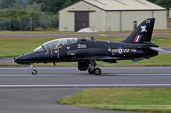 British Aerospace Hawk T1A Royal Air Force XX184