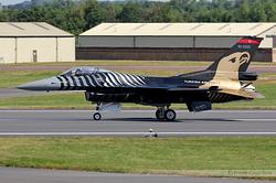 General Dynamics F-16CG Night Falcon Turkey Air Force 91-0011