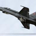 McDonnell Douglas F/A-18C Hornet Switzerland Air Force J-5009