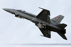 McDonnell Douglas F/A-18C Hornet Switzerland Air Force J-5009