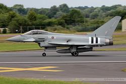 Eurofighter EF-2000 Typhoon FGR4 Royal Air Force ZK308 / TP-V