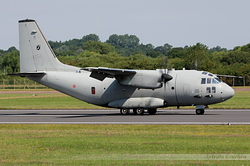 Alenia C-27J Spartan Italy Air Force MM62217 / 46-81