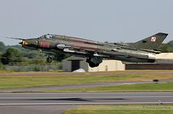 Sukhoi Su-22M4 Poland Air Force 9616