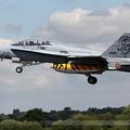 McDonnell Douglas EF-18B(M) Hornet Spain Air Force CE15-01 / 15-70