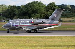 Canadair Challenger 601-3A Czech Republic Air Force 5105