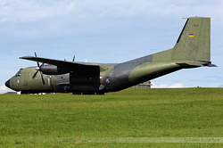Transall C-160D Germany Air Force 50+92