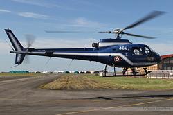 Aerospatiale AS350 BA Ecureuil Gendarmerie Nationale 2117 / JCU / F-MJCU