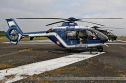Eurocopter EC 135 T2 Gendarmerie Nationale F-MJDH
