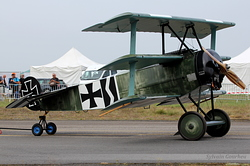 Fokker DR-1 Triplane SE-XXZ / 403/17