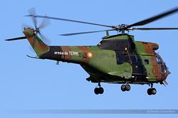 Aérospatiale SA-330B Puma Armée de Terre 1262 / DBD / F-MDBD