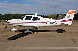 Cirrus SR 22 Armée de l'Air 3875 / F-HKCI