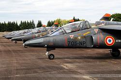 Base Aérienne 705 Tours Macaronnage le 18/09/2014