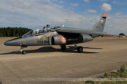 Dassault Alpha Jet E Armée de l'Air E134 / 705-RM