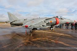 McDonnell Douglas EAV-8B Harrier II Spain Navy VA.1B-26 / 01-916