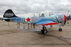 Yakovlev Yak-52 EC-IAI