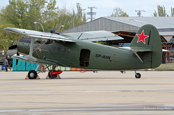 Antonov An-2 SP-AIN