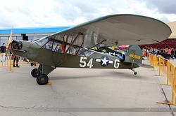 Piper J-3C-65 Cub EC-AJY