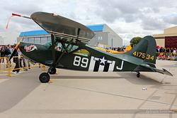 Stinson L-5E Sentinel EC-KSO