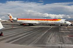 Bombardier CRJ-1000ER NG Iberia Regional (Air Nostrum) EC-LOV